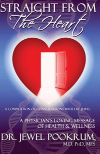 straight from the heart book by dr jewel pookrum