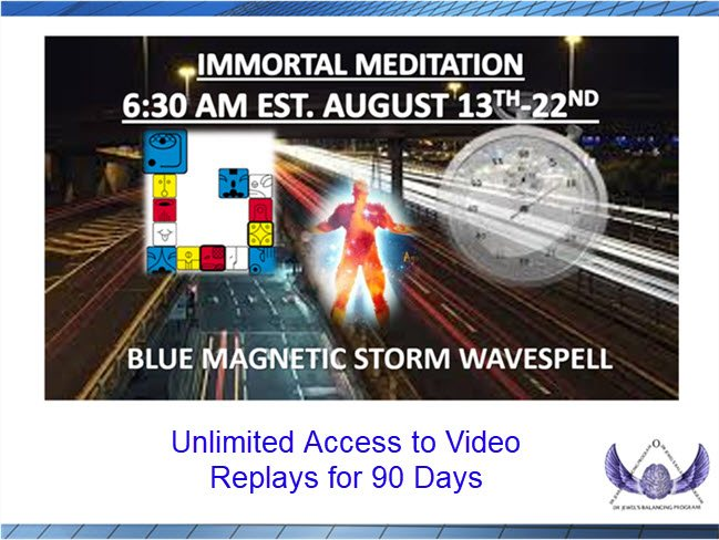 purchase immortal meditation video access